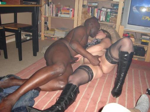 Mature White Wife Black Dick