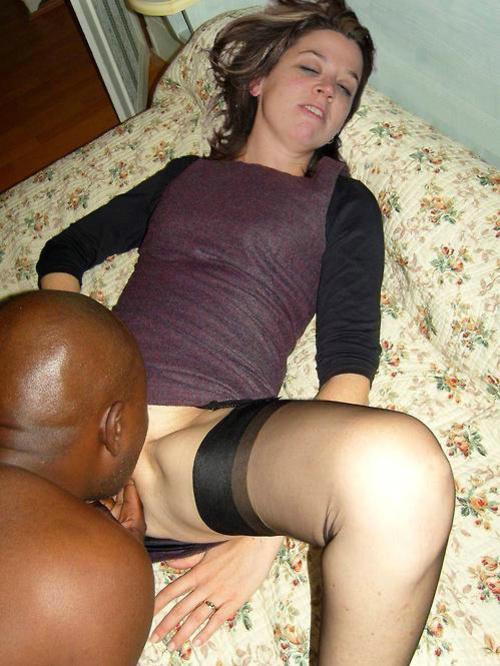 Big Black Pussy Nutting