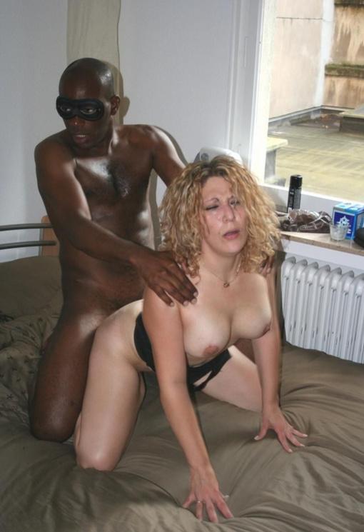 Amateur Slut Wife Interracial